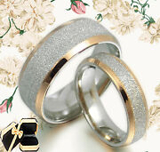 Wedding Ring His and Her Sets