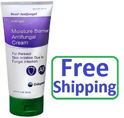 Baza Cream Antifungal Barrier - Baza ANTIFUNGAL Moisture Barrier Cream, 5 oz. Tube ***