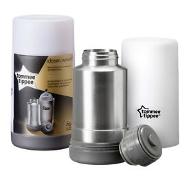 Tommee tippee Travel Bottle/ Food Warmer & Insulated Bottle Carriers for sale £10