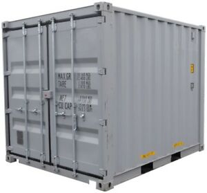 TEMPORARY ELECTRIC CONTAINER 10'