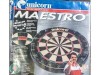 New Dart Board Maestro