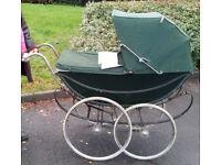 Millson Prince coachbuilt pram like Silver Cross coach built pushchair stroller