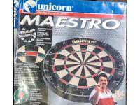 Maestro Unicorn dart board