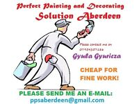 painter and decorator Aberdeen free quotes Perfect Painting Solutions