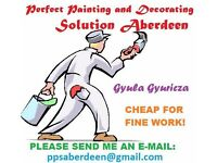 Perfect Painting Solution Aberdeen Painter&Decorator
