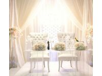 Hire Wedding Decorations