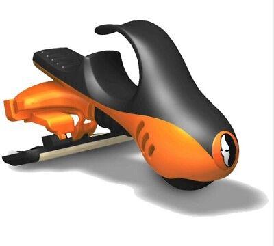 HeadBlade Orange LE BLAZE MOTO Razor Head Shave Razor Limited Edition