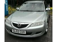 Mazda 6 2002. 2,0 Petrol