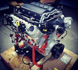 Wanted: Wanted Dart LS engine with Magnuson