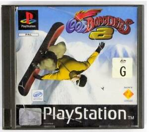 Coolboarders 2 - Sony PlayStation PS ONe Morley Bayswater Area Preview