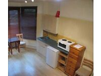 Large Double Studio flat in Barons Court Available Now