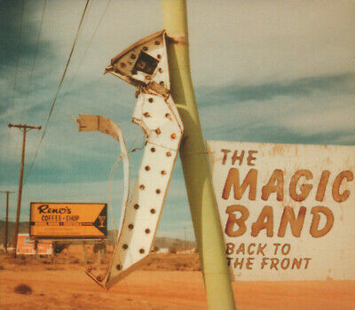 The Magic Band ‎ Back To The Front  All Tomorrow's Parties ATP Records Full CD