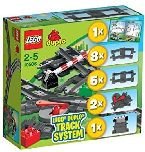 LEGO Duplo Track System 10506 Train Accessory Set *HQ*