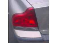 Volvo S60 N/S Rear Light Breaking For Parts (2004)