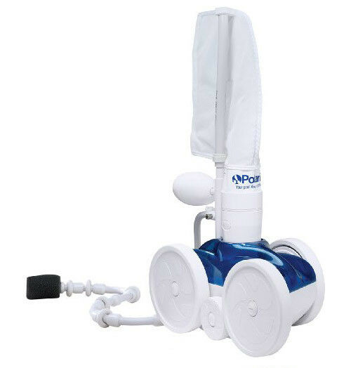 Zodiac Polaris Vac Sweep 280 Pressure In-ground Automatic Swim Pool Cleaner F5