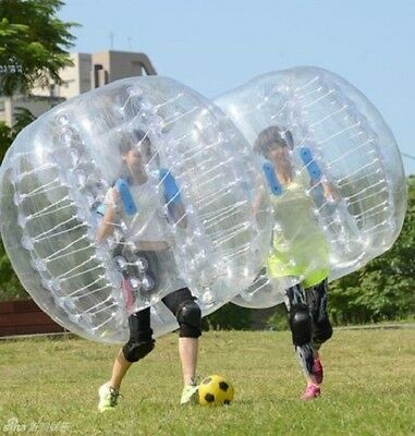 1.5M Body Inflatable Gum Bumper Football Zorb Ball Bubble Soccer Ball - Inflatable Body