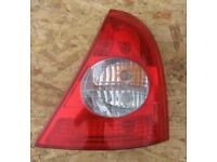 Clio rear lights