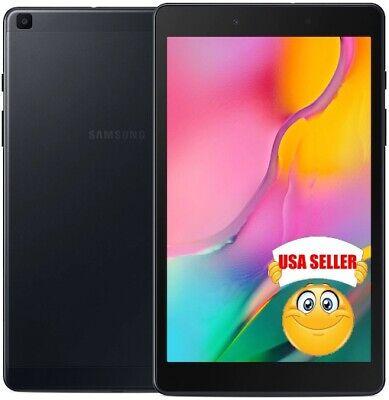 """Samsung Galaxy Tab A 8.0"""" 2019 WiFi+ Cellular 4G LTE 32GB Unlocked SM-T295 Black"""