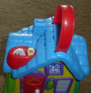 Leapfrog My Discovery house musical talking toy