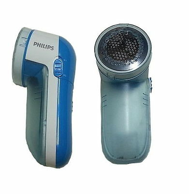 Philips Fabric Shaver Lint Remover Electric Clothes Shavers GC026 Blue Laundry