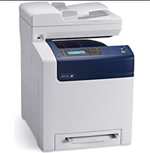2 Xerox WorkCentre 6505 All-In-One Laser Printer