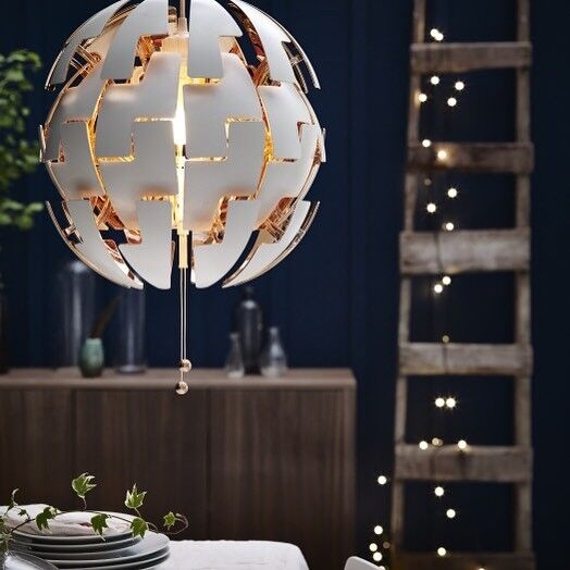 Ikea ceiling lamps