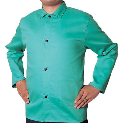 "Weldas 30"" Flame Retardant Cotton Jacket Size M 33-6630"