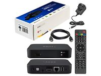 MAG 322/323 THE NEWEST IPTV STB BOX FROM INFOMIR (MADE IN EUROPE)-OPENBOX-12 MTHS MANUFACTURERS