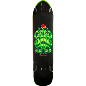 Powell Peralta Carbon Frog Longboard (DECK ONLY)