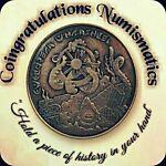Coingratulations Numismatics