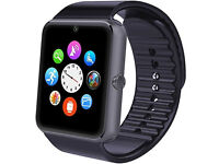 NEW Gift boxed SW016 Smart watch, has Bluetooth, SIM Slot, camera etc just £15 for quick sale