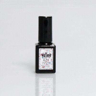 Vetro Gel Polish   Tricolor Sugar V621