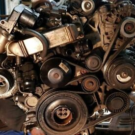 BMW N47D20A ENGINE SUPPLY AND FIT