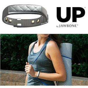 NEW JAWBONE UP3 ACTIVITY TRACKER ACTIVITY/SLEEP TRACKER - SILVER CROSS 103709470