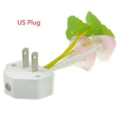 US Plug Creative Color Changing Sensor LED ...
