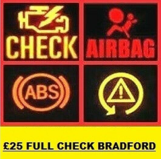CAR VAN DIAGNOSTICS ENGINE LIGHT EML ABS LIGHT AIRBAG LIGHT SERVICE DPF  RESET BUYING SELLING REMOVED | in Idle, West Yorkshire | Gumtree
