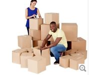 40 Moving Boxes - Variety of Size -