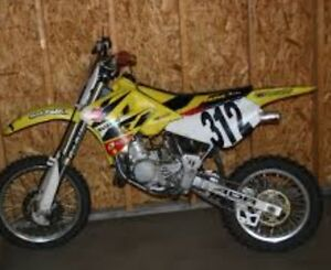 Looking for a 85cc 2stroke
