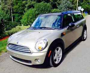 2009 MINI Clubman Berline