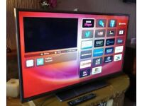 Hitachi 42 inch smart 3D tv 195 ono