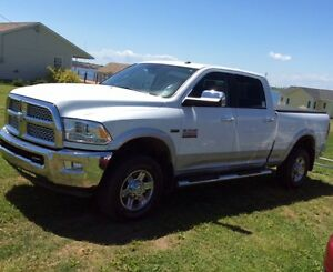 2013 Dodge Power Ram 2500 Laramie Pickup Truck