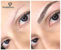 Microblading by Phibrows Artist