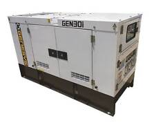 30 KVA Diesel Generator 415V - ISUZU Engine - 1500RPM Sunnybank Hills Brisbane South West Preview