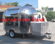 Brand New Retro Inspired Air Stream Food Trailers Sydney City Inner Sydney Preview