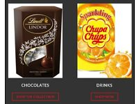 Wholesale Supplier of Confectionery, Beverages & Baby Formula in UK