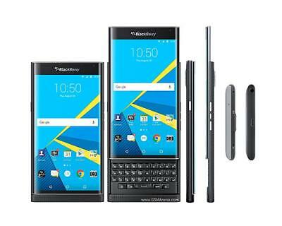 "5.4"" BlackBerry Priv STV100-1 32GB 4G LTE GSM Black - (Unlocked) Smartphone New"