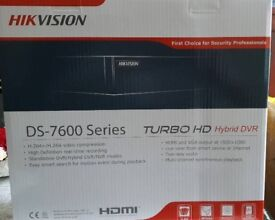 Hikvision 7608HUHI-F2/N 8 Channel CCTV Surveillance Hybrid DVR