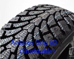 Four NEW 215/60/16 Winter Tires- $355 tax included for four