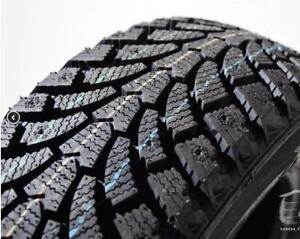 Four NEW LT245/75/16 Antares Grip 60 Winter Tires