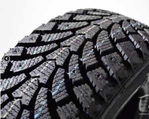 Four NEW 185/65/14 Antares Grip 60 Winter Tires